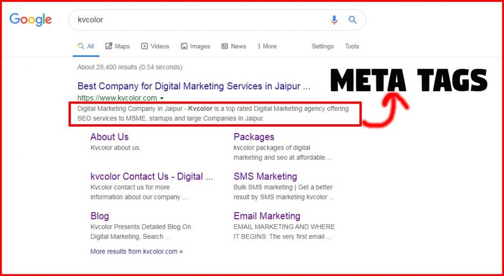 meta-tags-by-kvcolor-on-page-seo-company-in-india
